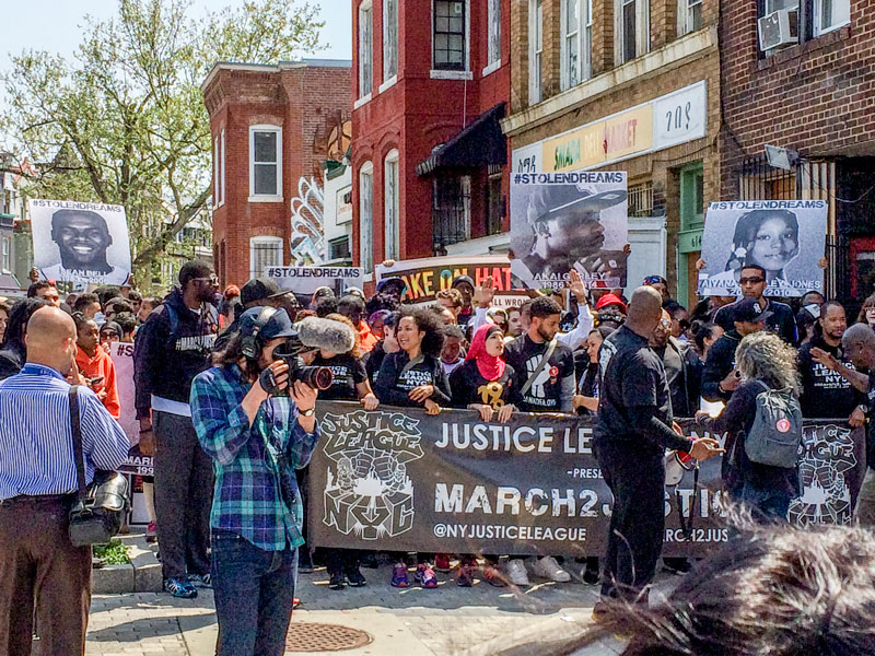 March to Justice in Washington, DC