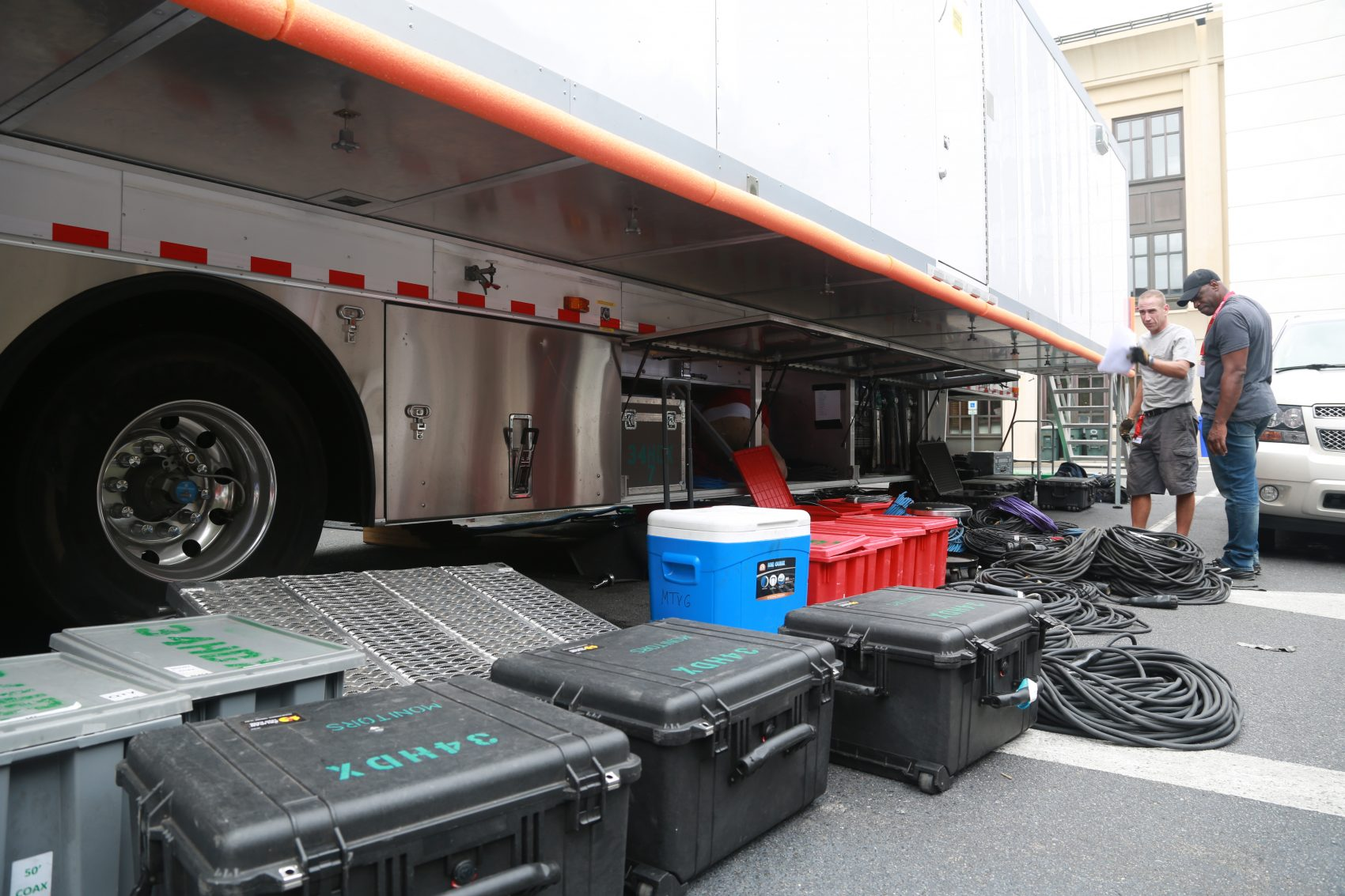 A Look Inside BMG's Live Production Toolbox