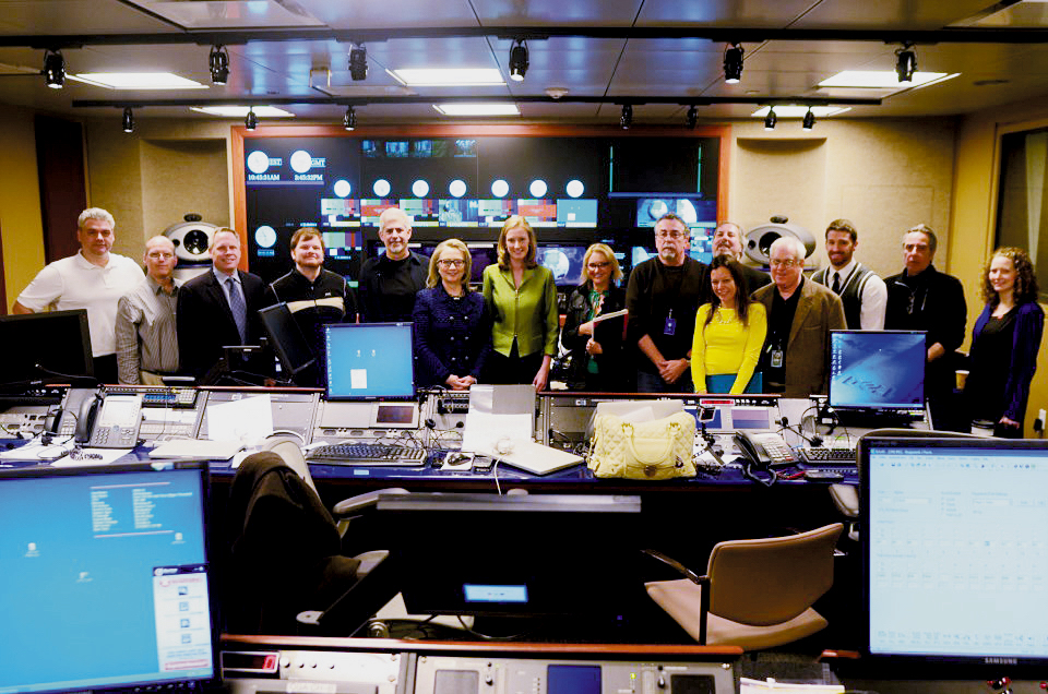 Live Production Look-Back: Global Townterview w/ Hillary Clinton