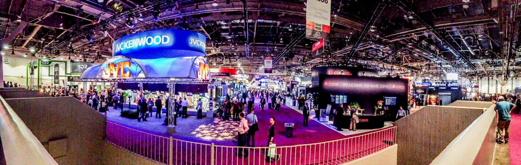 Our List of Top Exhibitors to See at NAB 2016
