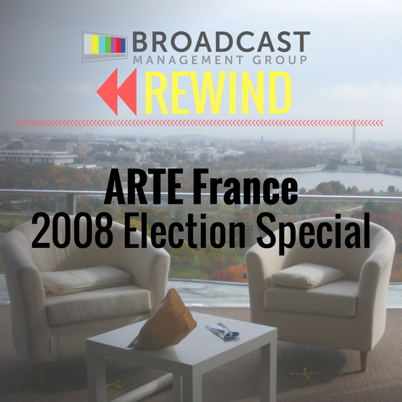 BMG REWIND: ARTE France's 2008 Election Special