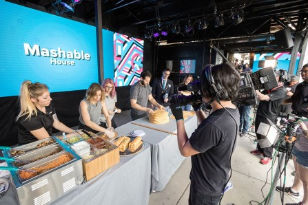"Mashable | ""The Mashable Show"" Live at SXSW"